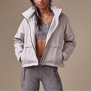 Lululemon Effortless Jacket Grey